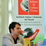 """Promovimi i romanit """"Mos më thuaj që ke frikë"""" me autorin Giuseppe Catozzella"""