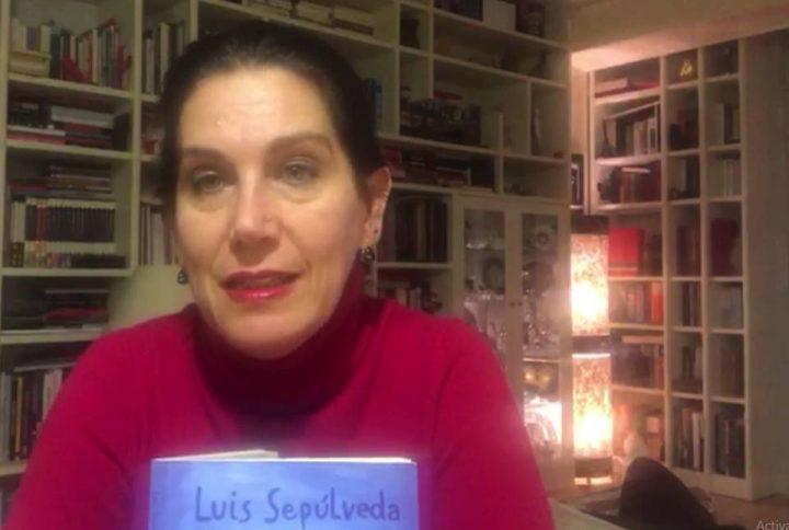 """Mirela Kumbaro lexon """"Historia e një pulëbardhe dhe e maçokut që e mësoi të fluturonte"""""""