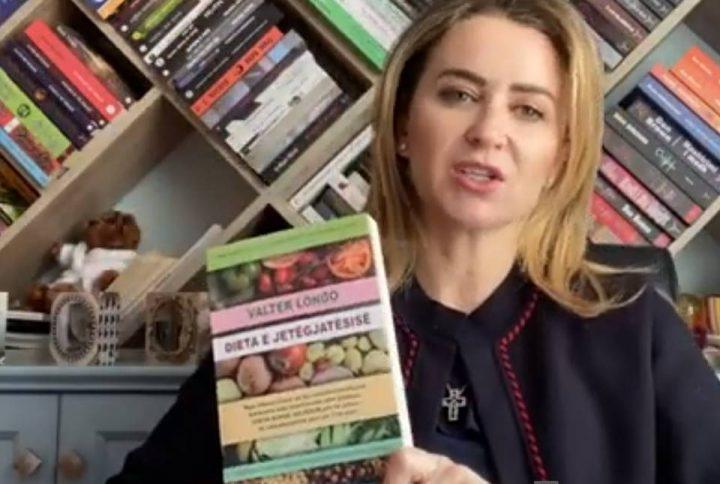 """""""Dieta e jetëgjatësisë"""" është një manual i të jetuarit"""