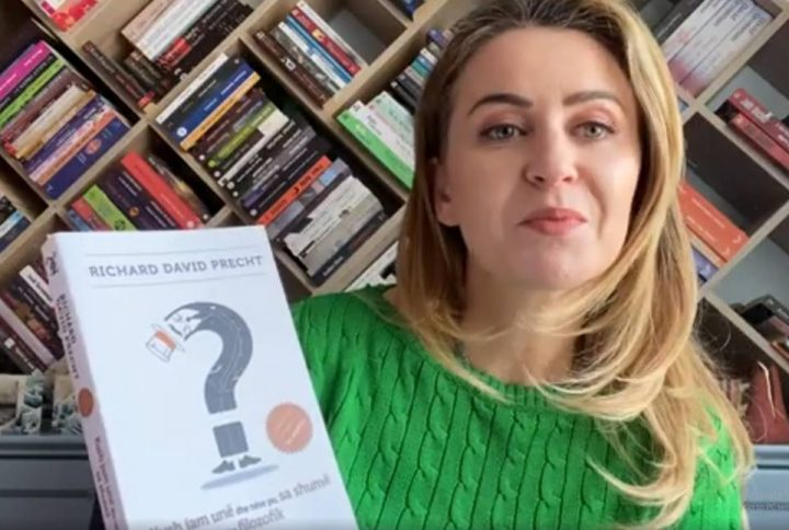 """""""Kush jam unë dhe nëse po, sa shumë"""", një libër jo vetëm filozofik"""