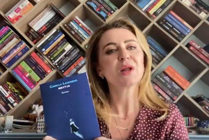 """Serisë së Camilla Läckberg-ut i shtohet botimi më i ri, """"Mbytja"""""""