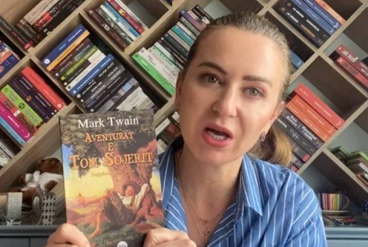 """""""Aventurat e Tom Sojerit"""", përkthyer nga Ardian Klosi, duhet ta lexojnë të gjithë fëmijët"""