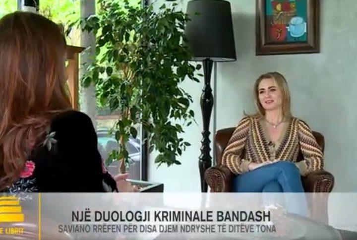 """Arlinda Dudaj e ftuar te """"Vitrina e librit"""""""