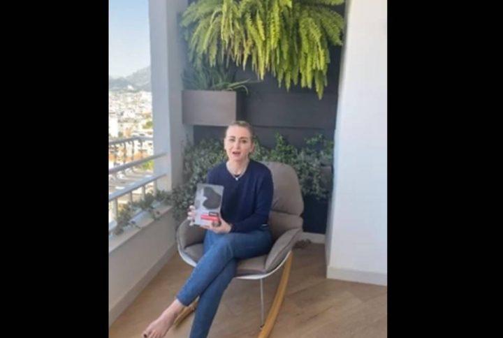 """Botuesja Arlinda Dudaj këtë herë flet për librin """"Një zemër kaq e bardhë"""""""